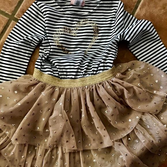 27035c31a4 Little Lass Dresses   Sparkling Casual Dress Size 5   Poshmark